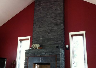 Litte Bear Fireplace